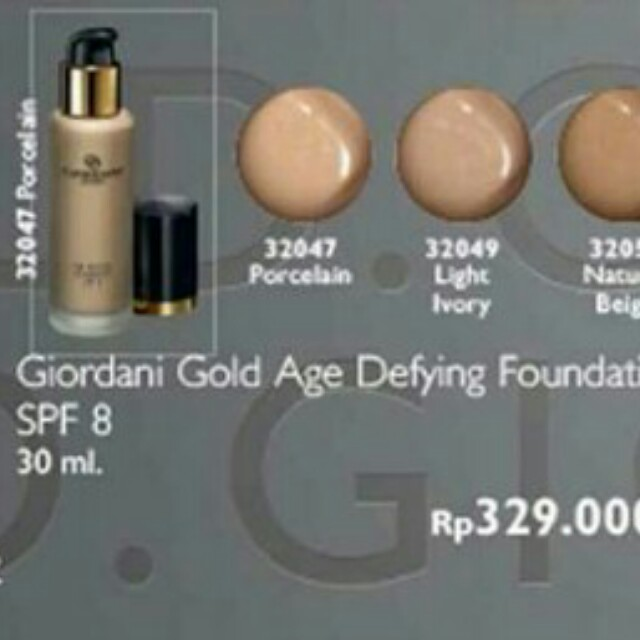 Giordani Gold New