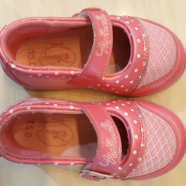 ca4e1c2a4b7 Girl Shoes (1 to 2.5 years old)