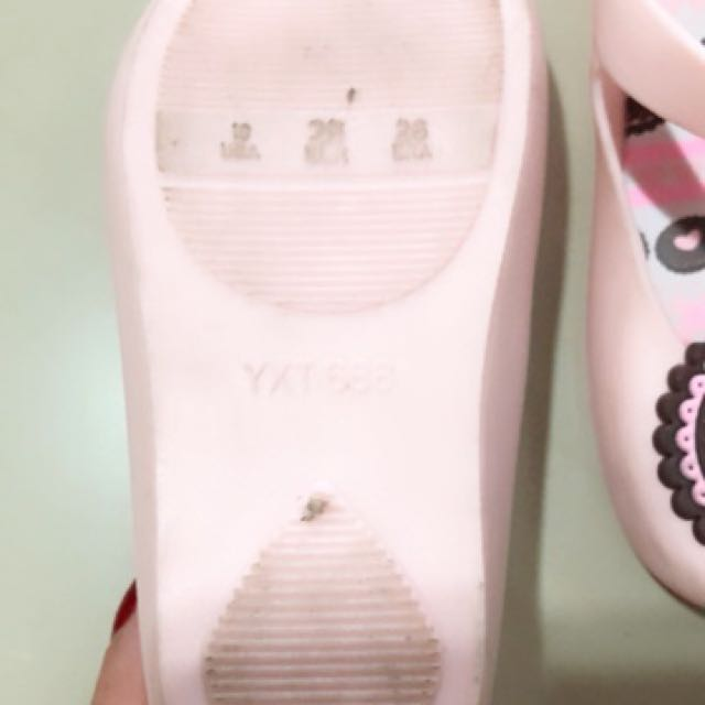 Girl's Jelly Shoes