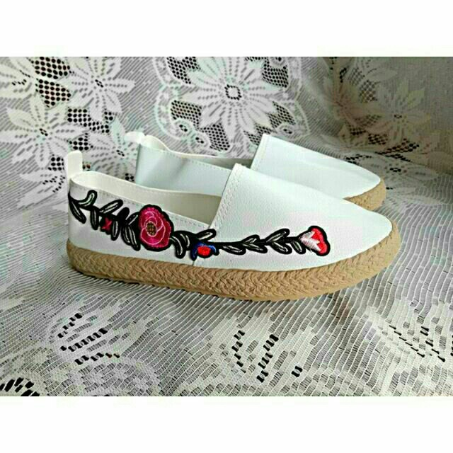 Gucci Inspired Espadrilles fits 7.5-8