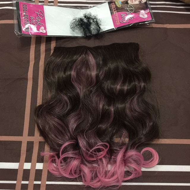 Hairclip ombre