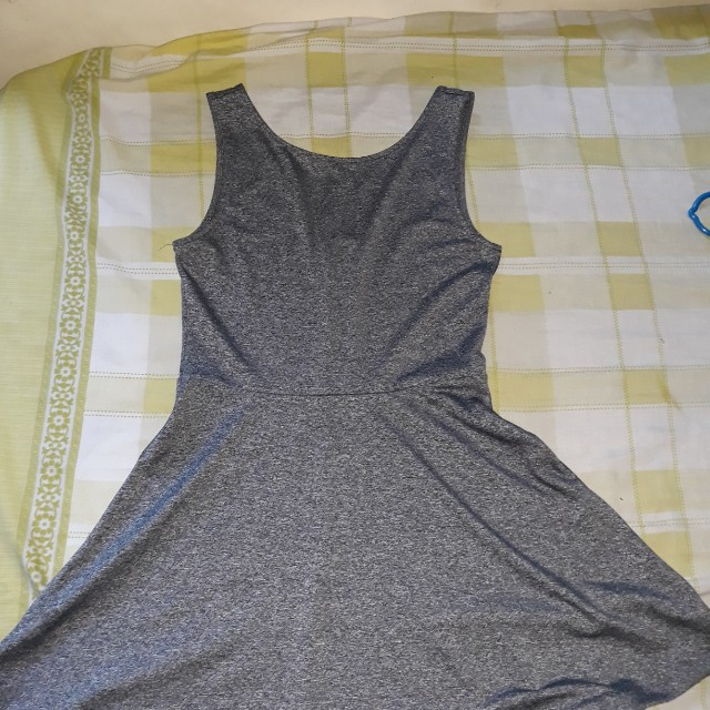 H&M grey dress(Small-Medium)