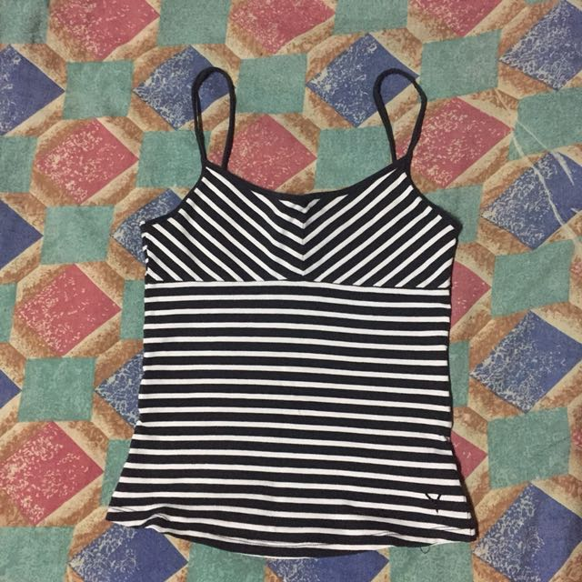 H&M Young striped tank top