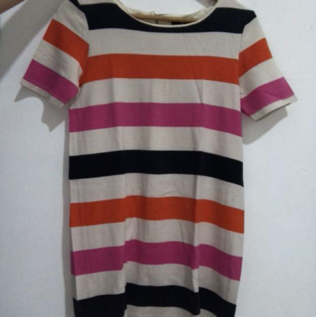HnM Stripe Dress