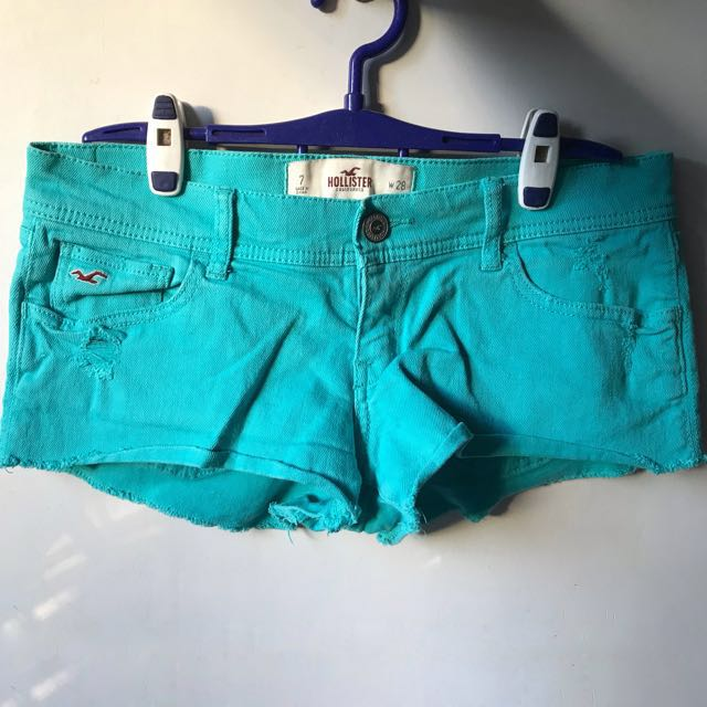 Hollister Ripped Shorts
