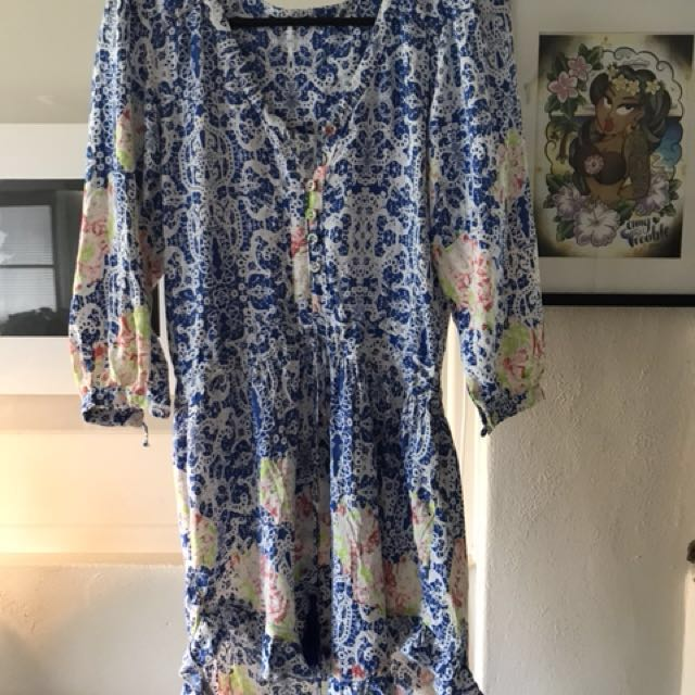 Isla rose summer dress size 8