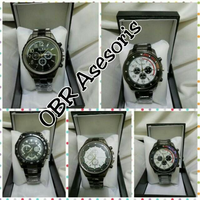 Jam tangan Alba
