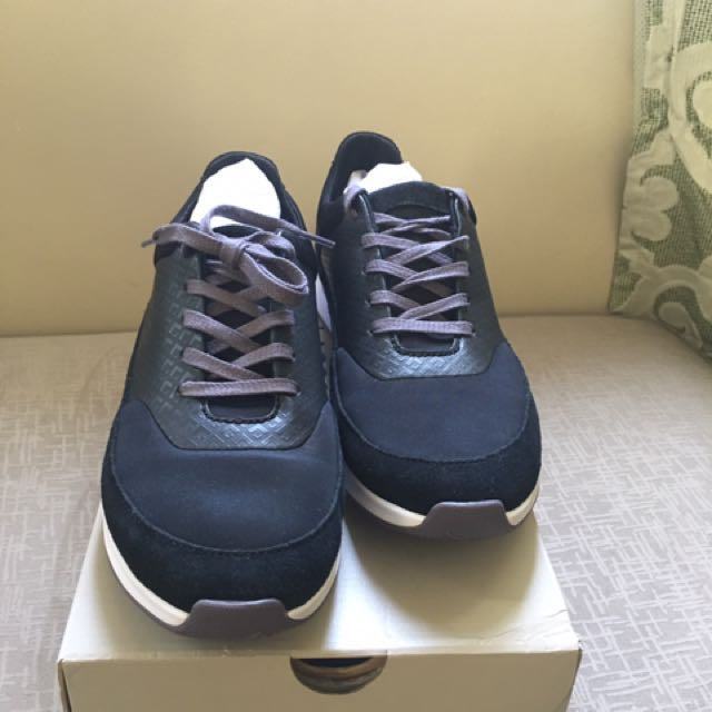 Joggeur Lace Caw Black Lacoste Sneakers