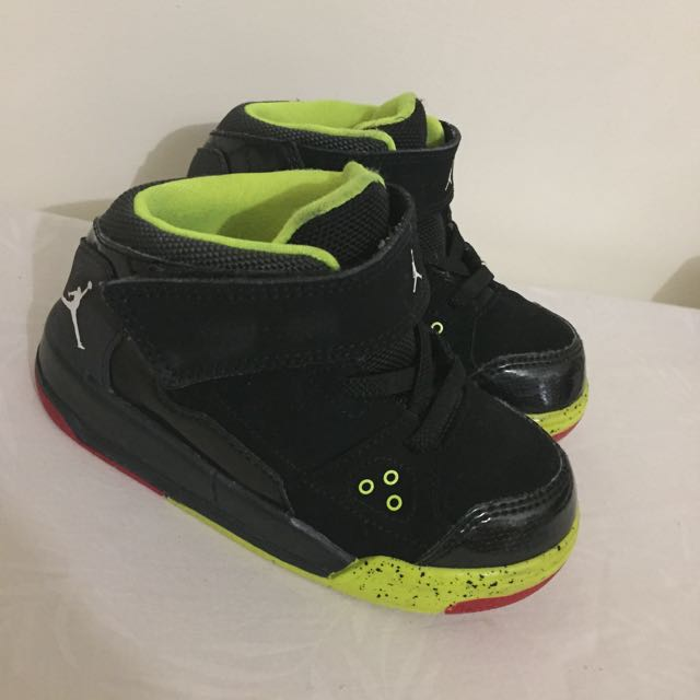 Jordan's Shoes toddler