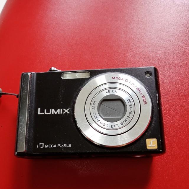 Jual canera Panasonic lumix leica lense