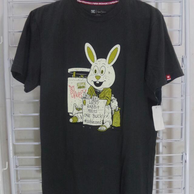 Kaos Dc Cliver Bunny