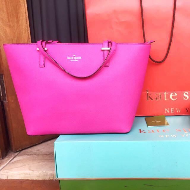 Kate Spade Cedar Street Harmony Pink ♠️