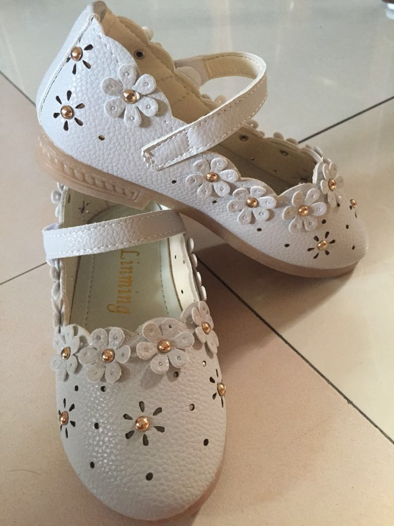 Kids girl doll shoes