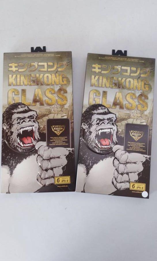 King Kong Full Glass Screen Protector