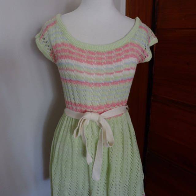 Knitted Dress from Japan