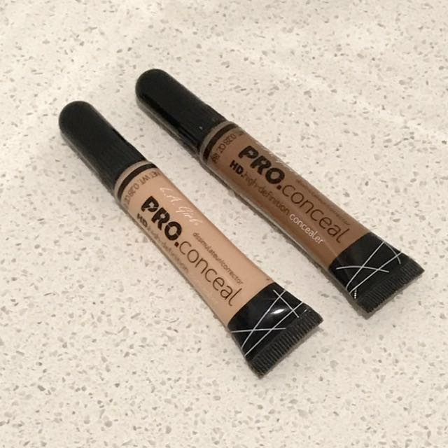 LA GIRL PRO CONCEAL X2 $10 FOR BOTH