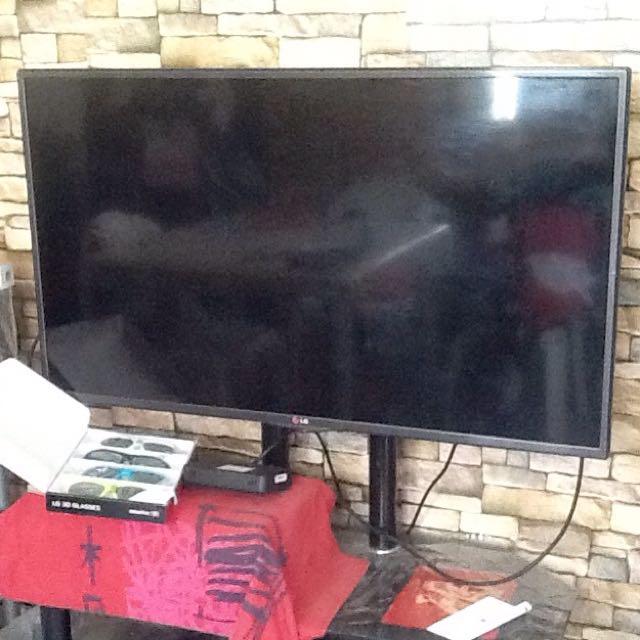 Lg Smart Tv 42 Kitchen Appliances On Carou