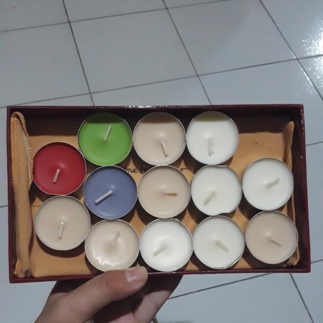 Lilin Aroma (Aromatoc Candle)