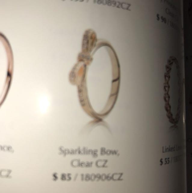 Looking for Pandora ring
