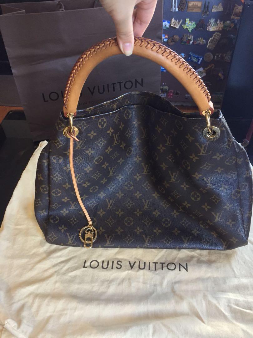 Louis Vuitton LV Artsy Authentic