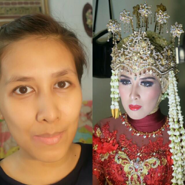 Makeup & hairdo