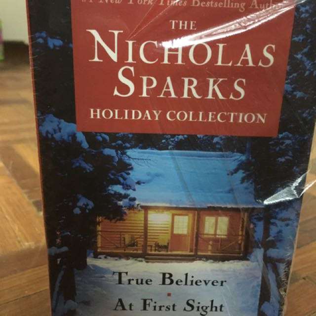 Nicholas Sparks Holiday Collection