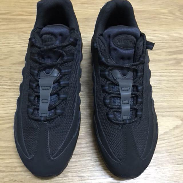 Nike air max 95黑魂