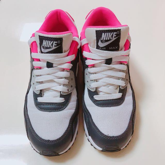 Nike air max 粉灰白復刻