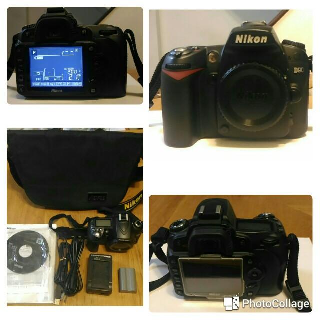 Nikon D90 單機身