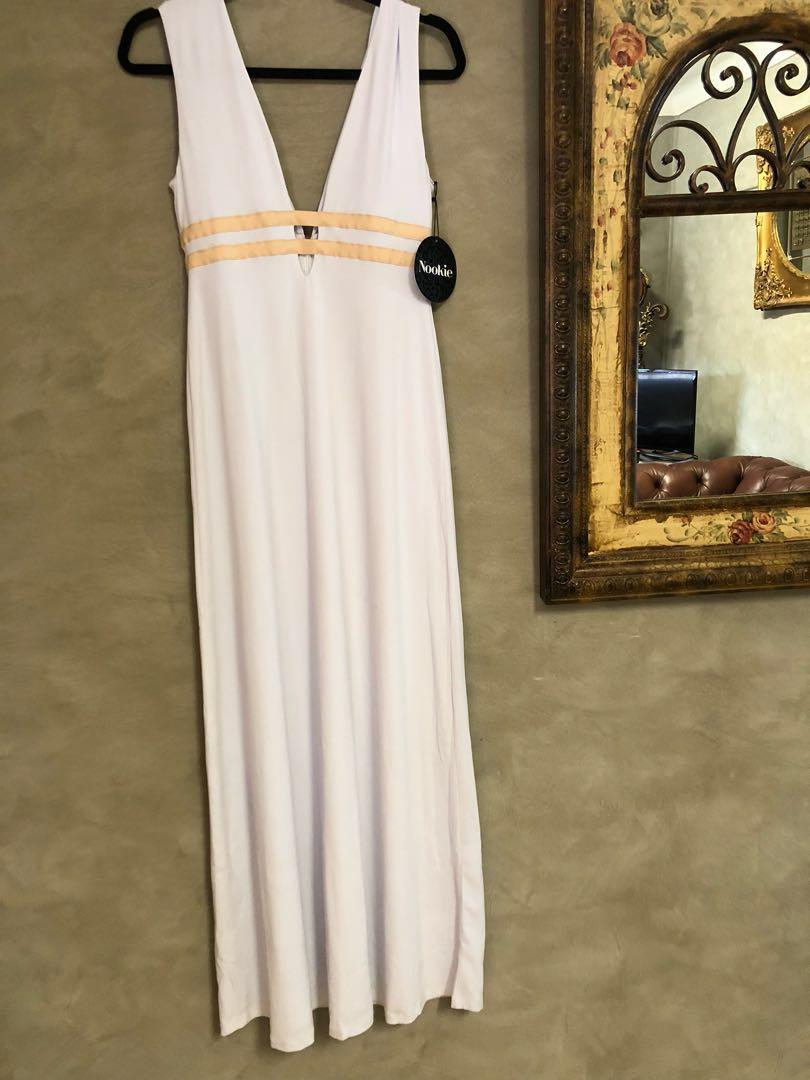 Nookie long dress