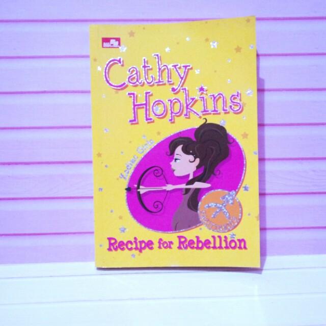 Novel zodiac girls recipe for rebellion