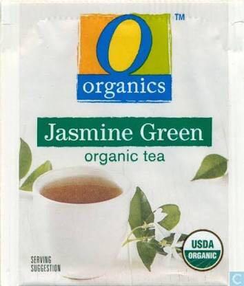 O Organics Jasmine Green Tea