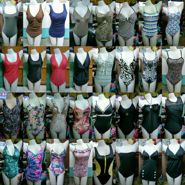 One Piece Swimsuit Prepacked 15pcs/30pcs/50pcs
