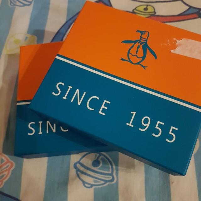 Penguin Bi-Fold Wallet