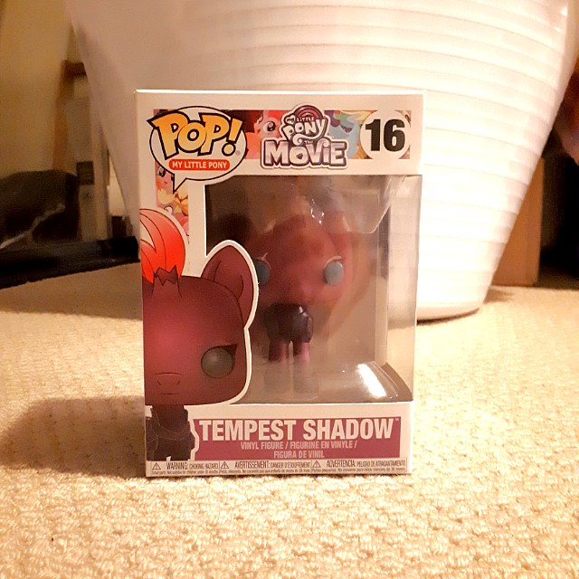 Pop! My Little Pony The Movie: Tempest Shadow