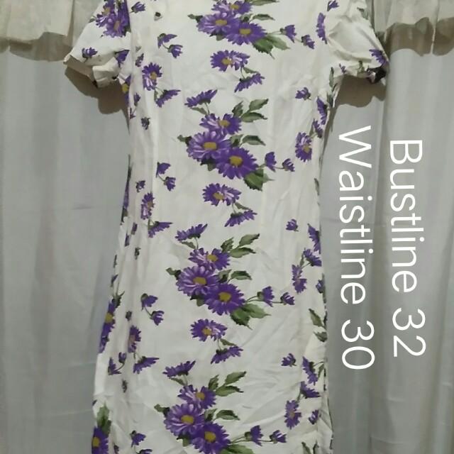 Preloved Chinese Dress