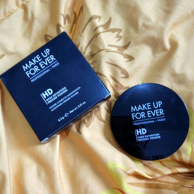 Preloved Make Up For Ever HD Pressed Finishing Powder