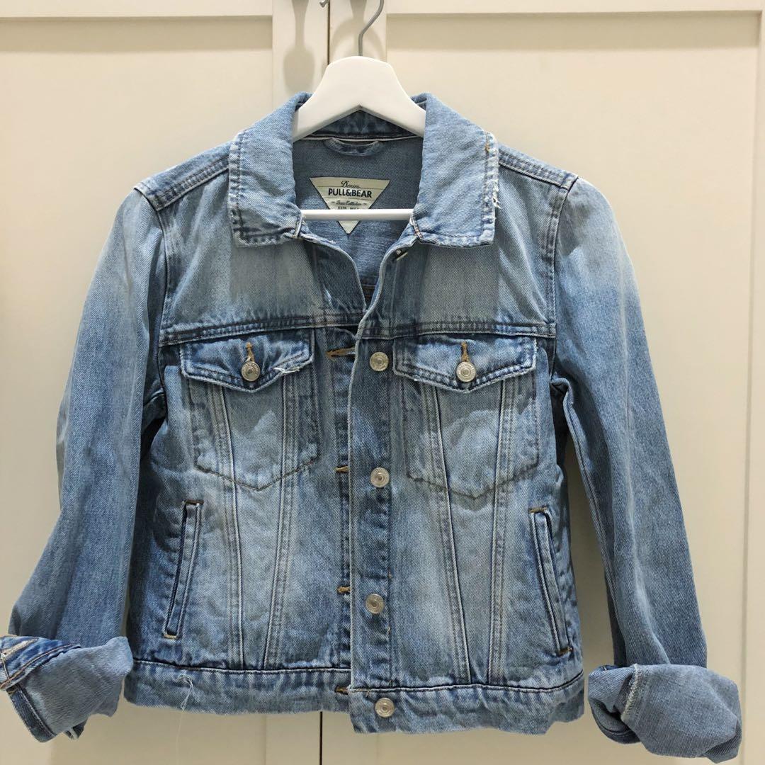 Pull & Bear Denim Jacket size S