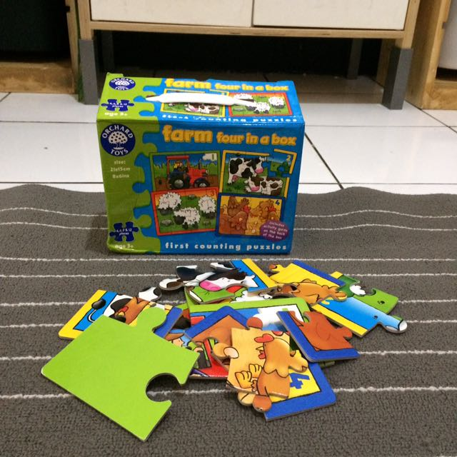 Puzzle Orchard Toys