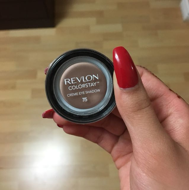 Revlon colorstay cream eye shadow