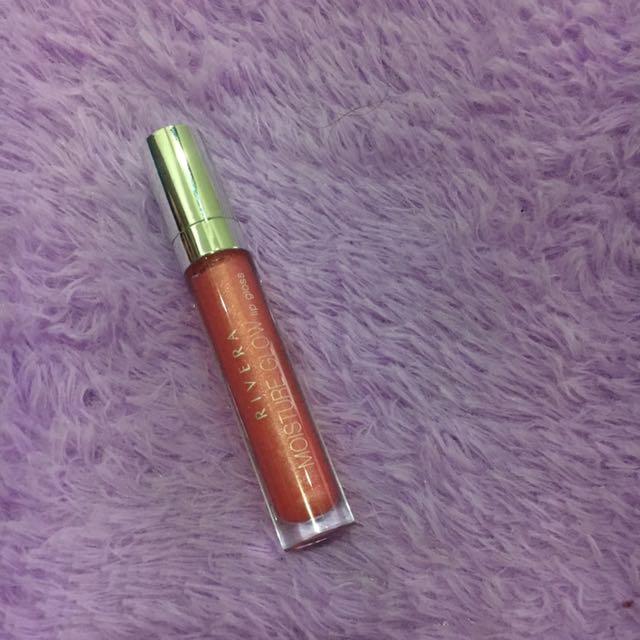 Rivera lip gloss 02 sparkle pink
