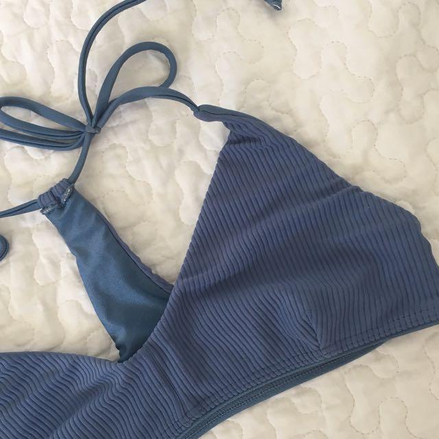 Rusty bikini top