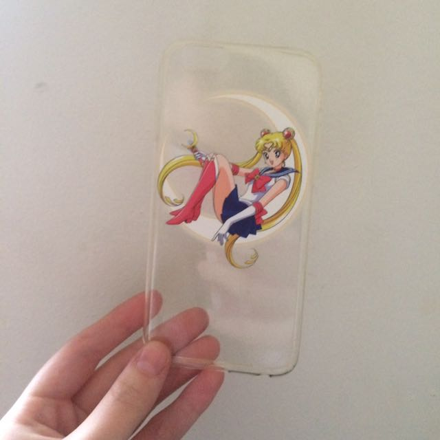 Sailor Moon iPhone 6 case