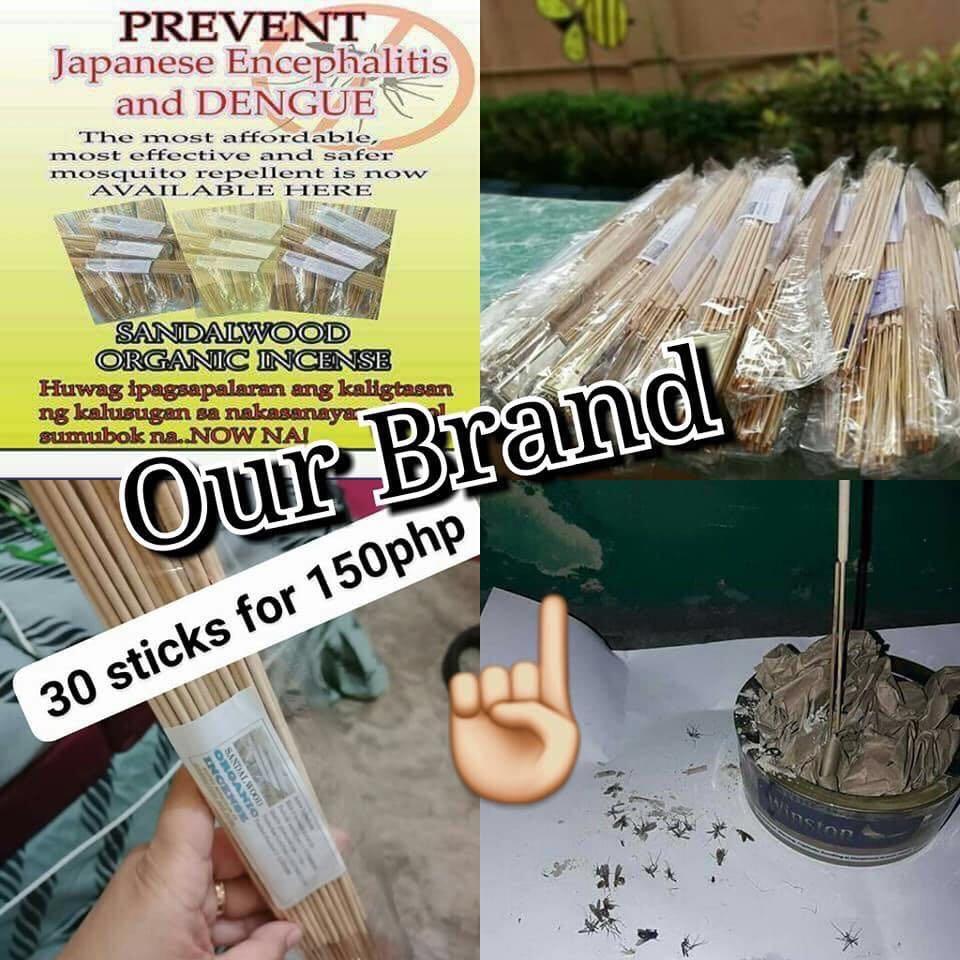 Sandalwood Orgnic Incense