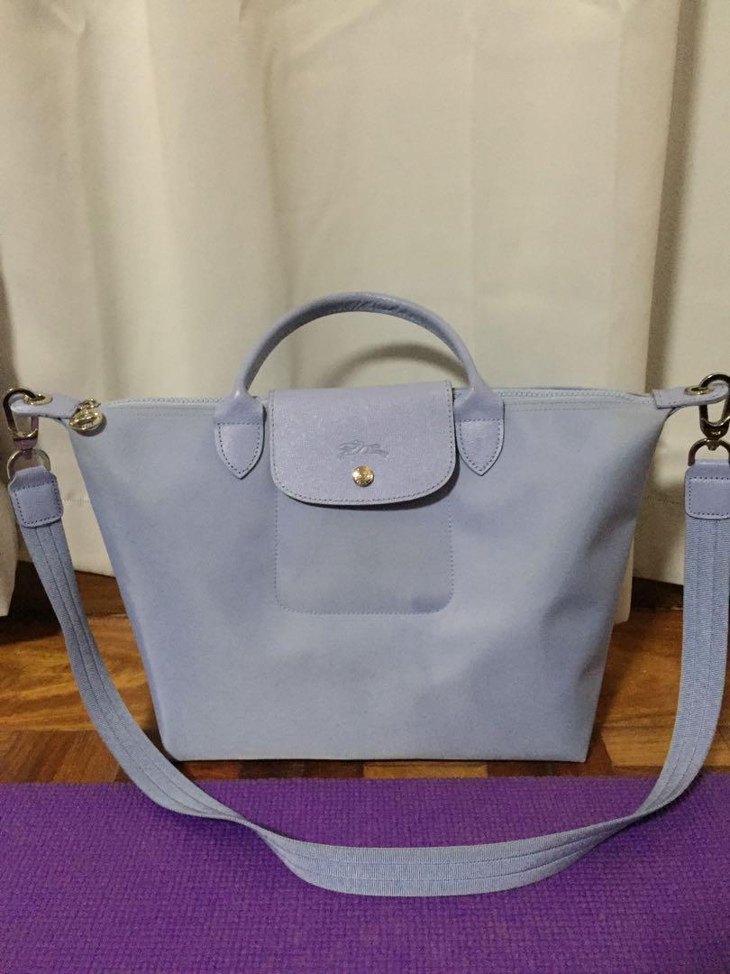Serenity Longchamp Bag