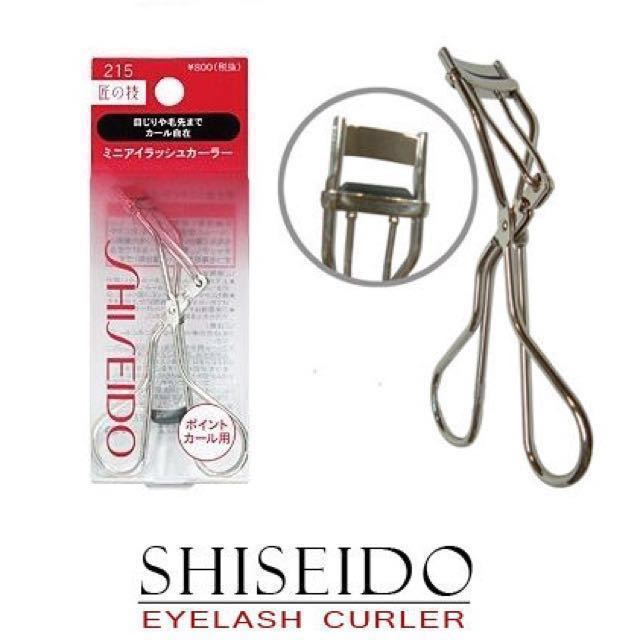 Shiseido - Eyelash Curler