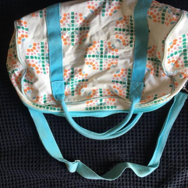 Side bag cotton on