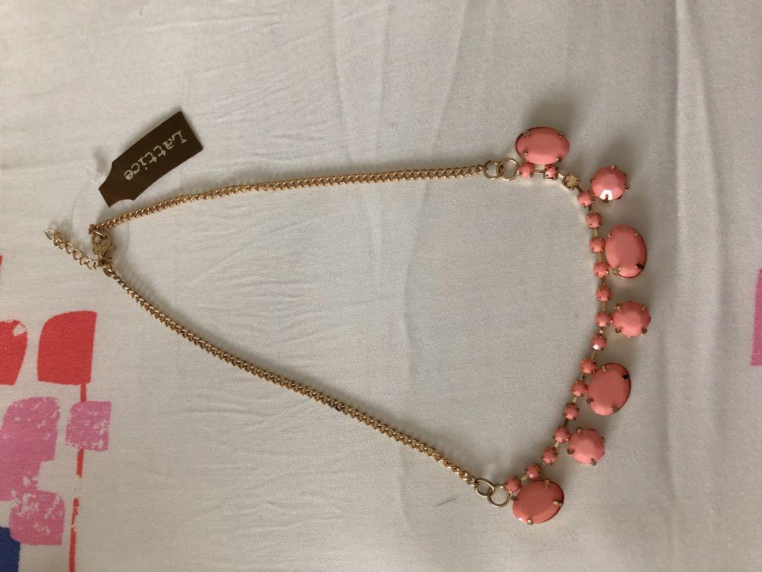 Statement necklace 1