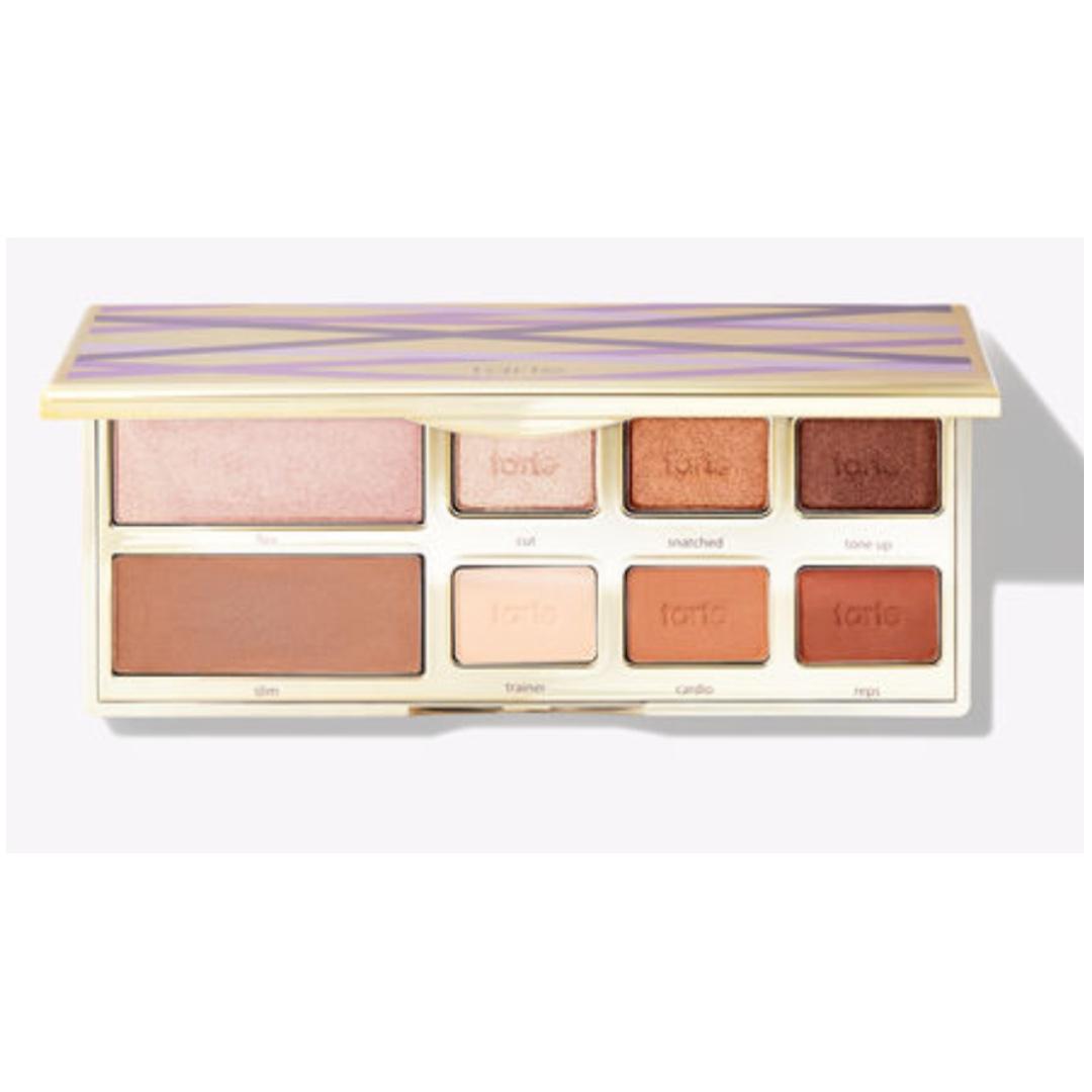 Tarte Cosmetics Double Duty Beauty eye and cheek palette
