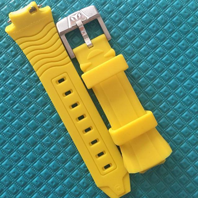 Technomarine Happy Yellow Strap 40mm